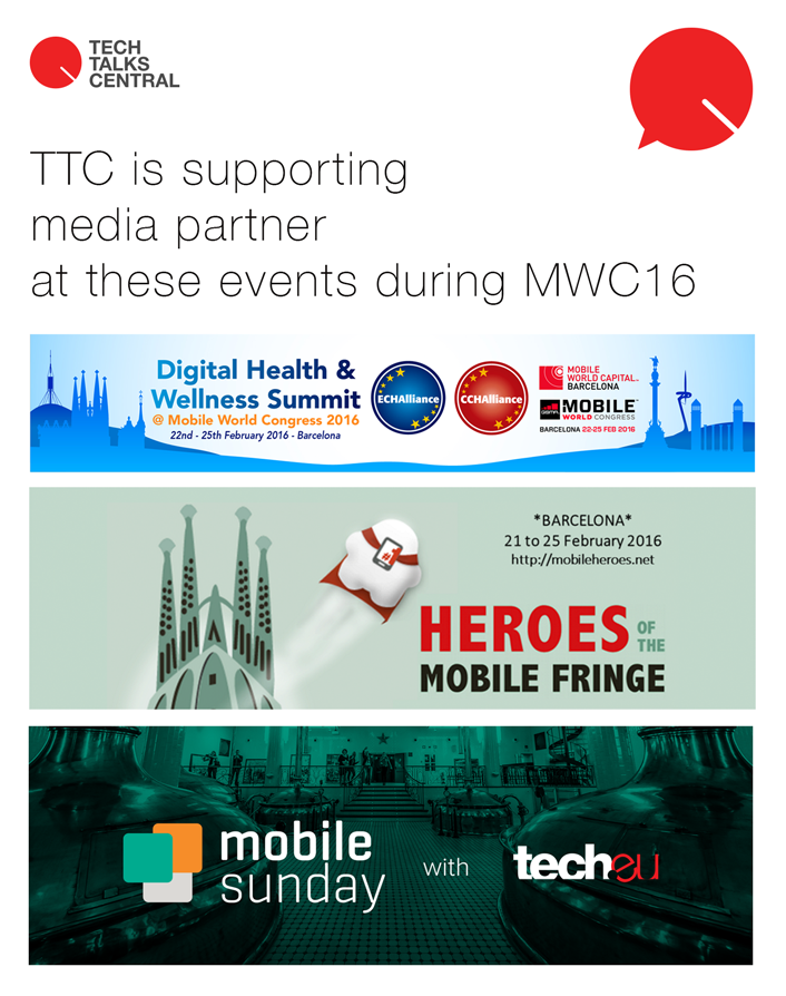 TTC supporting partner at MWC16