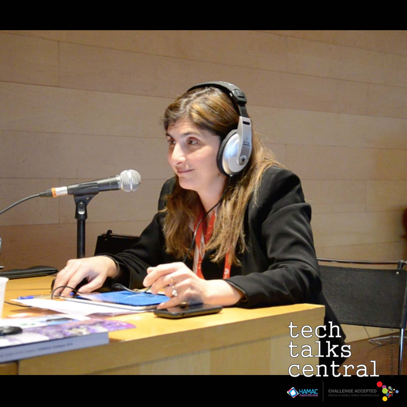 Evi Varsou, ATC