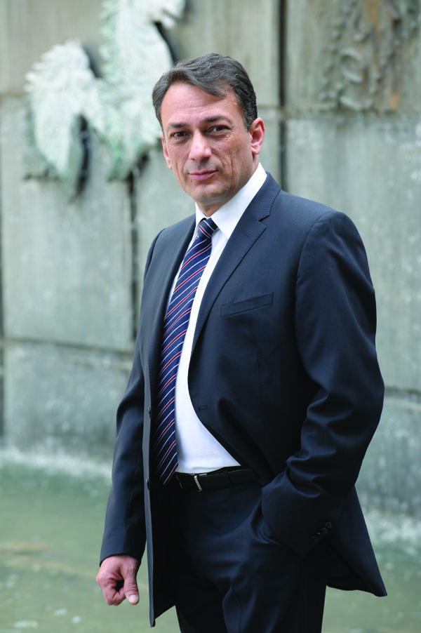 Antonis Tsiboukis, Cisco