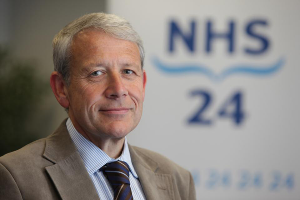 George Crooks, ECHAllianceEHTELNHS24