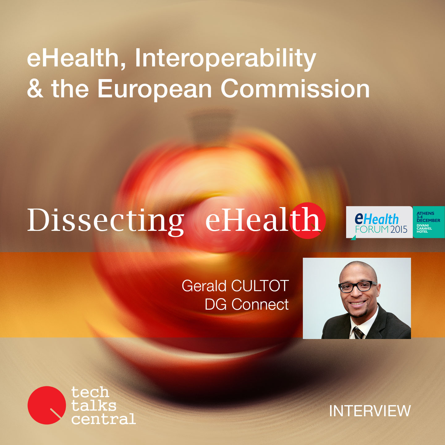 eHealth, Interoperability & the European Commission, George Cultot
