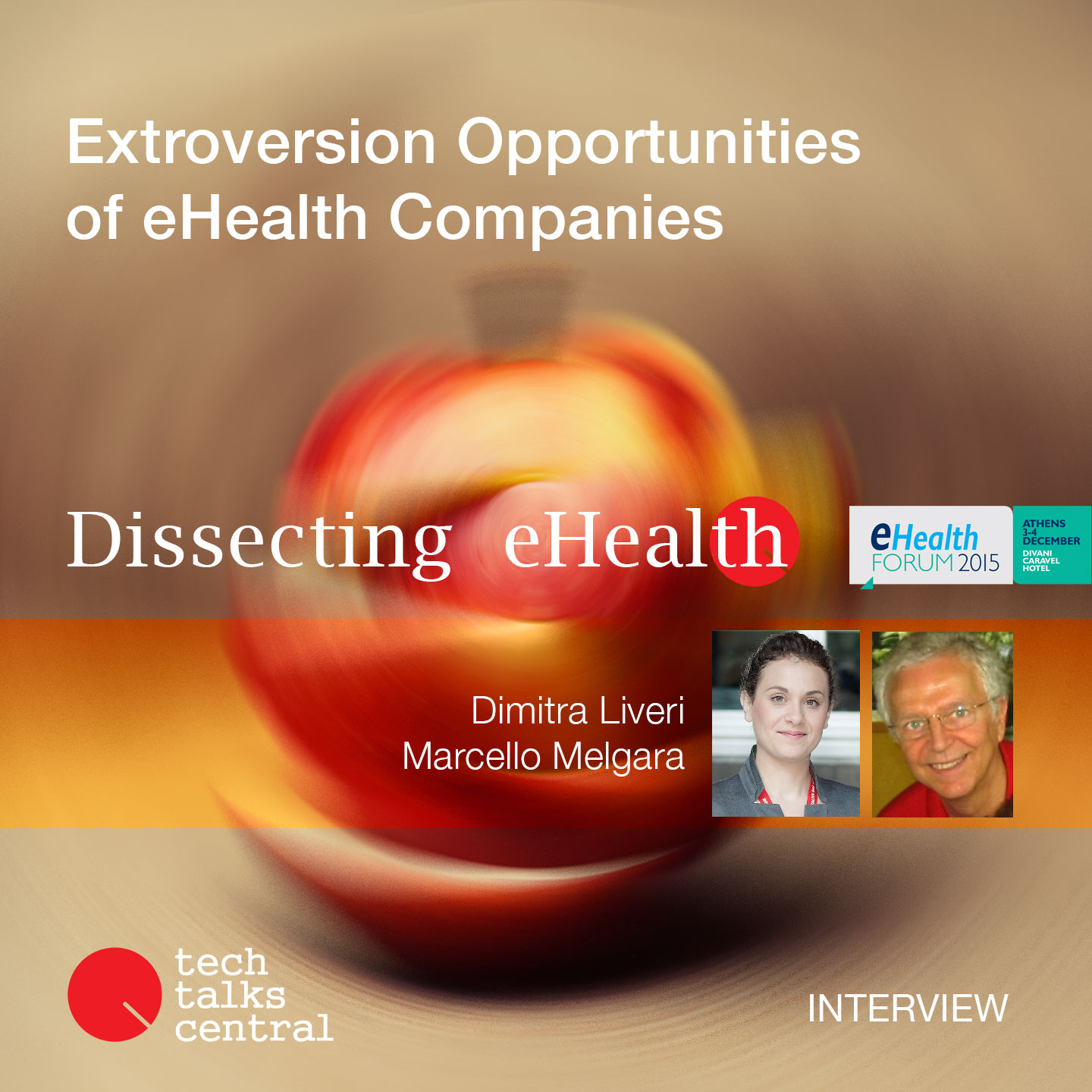 Extroversion of eHealth Companies