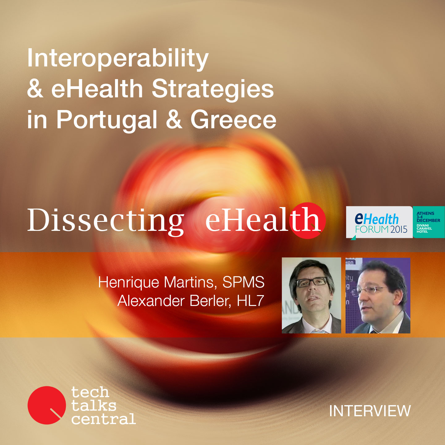 Interoperability & eHealth Strategies in Portugal & Greece