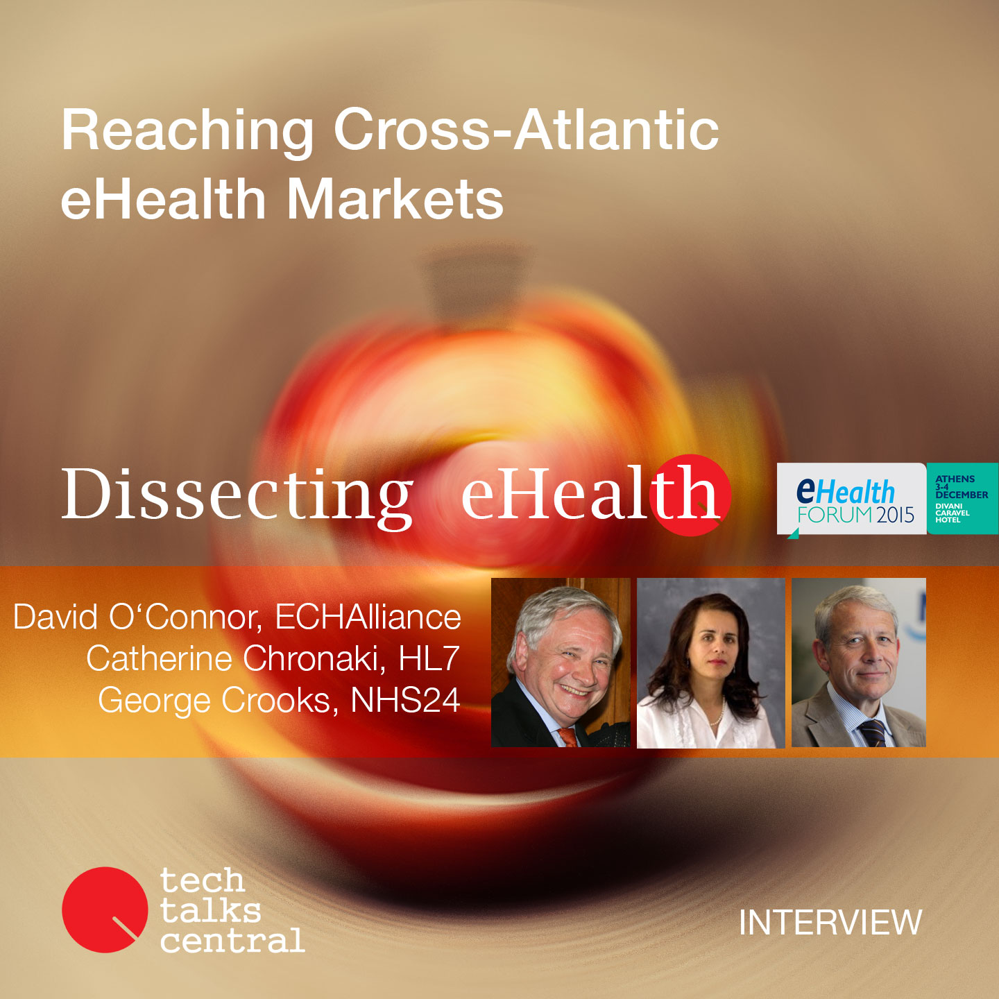 Reaching Cross-Atlantic eHealth Markets