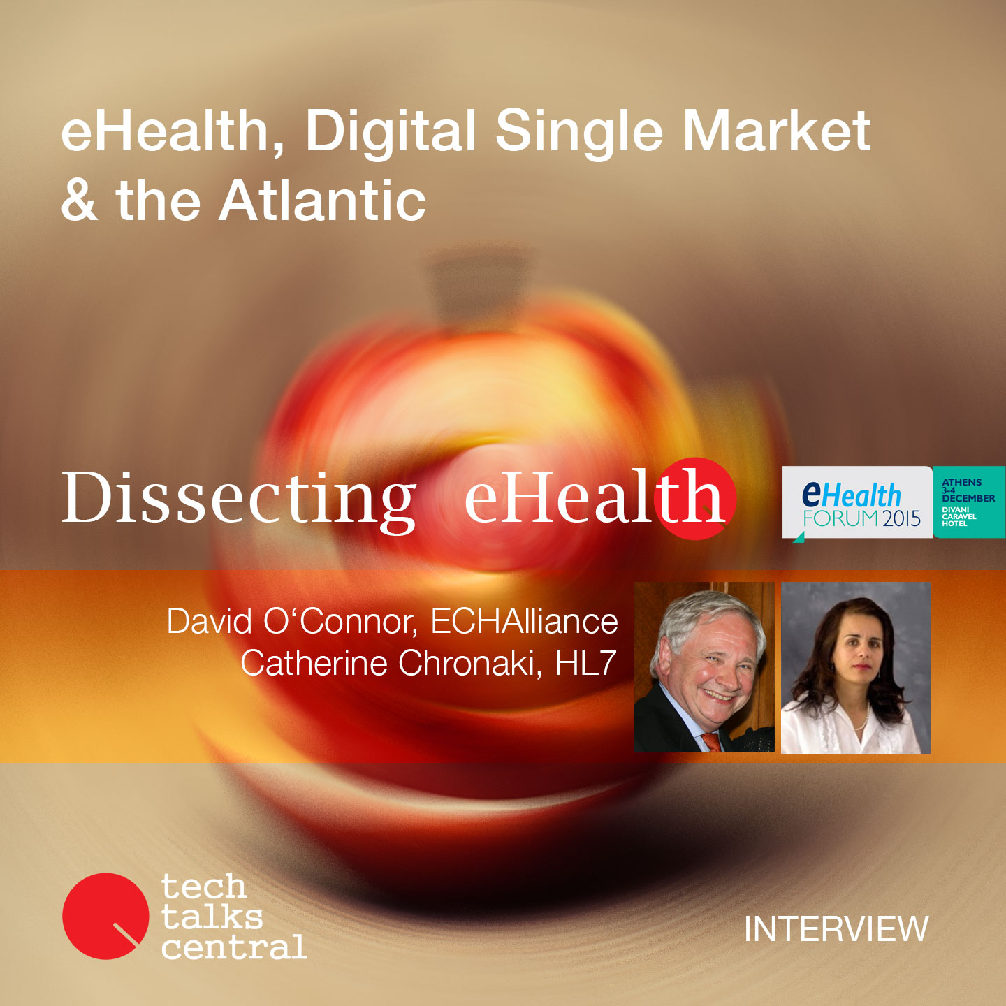 eHealth, Digital Single Market & the Atlantic