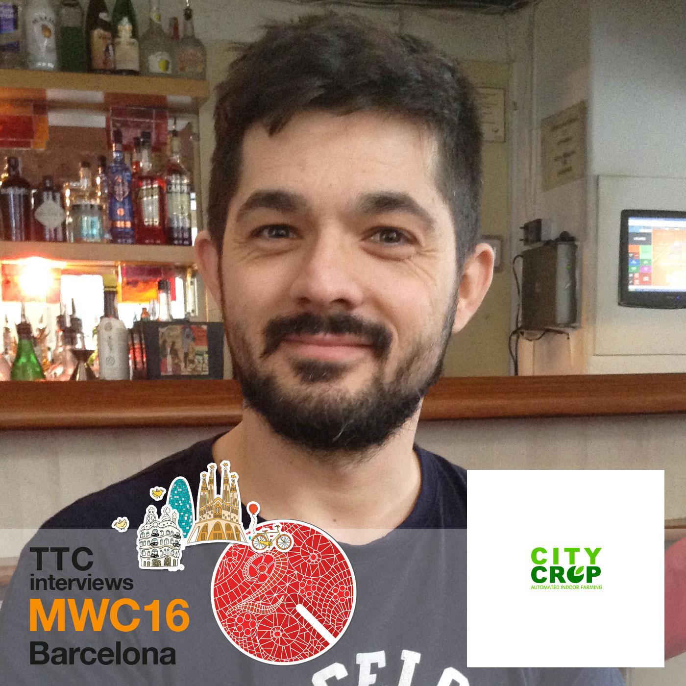 Christos Raftogiannis CityCrop MWC16