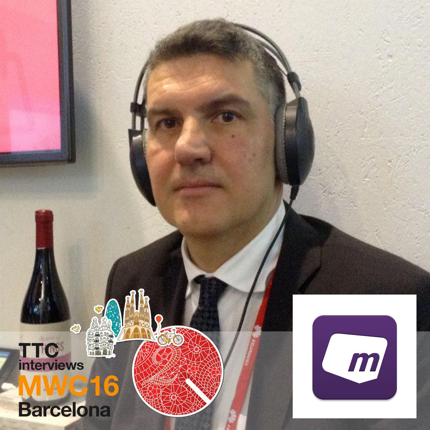 Kostas Sarafianos mPass MWC16
