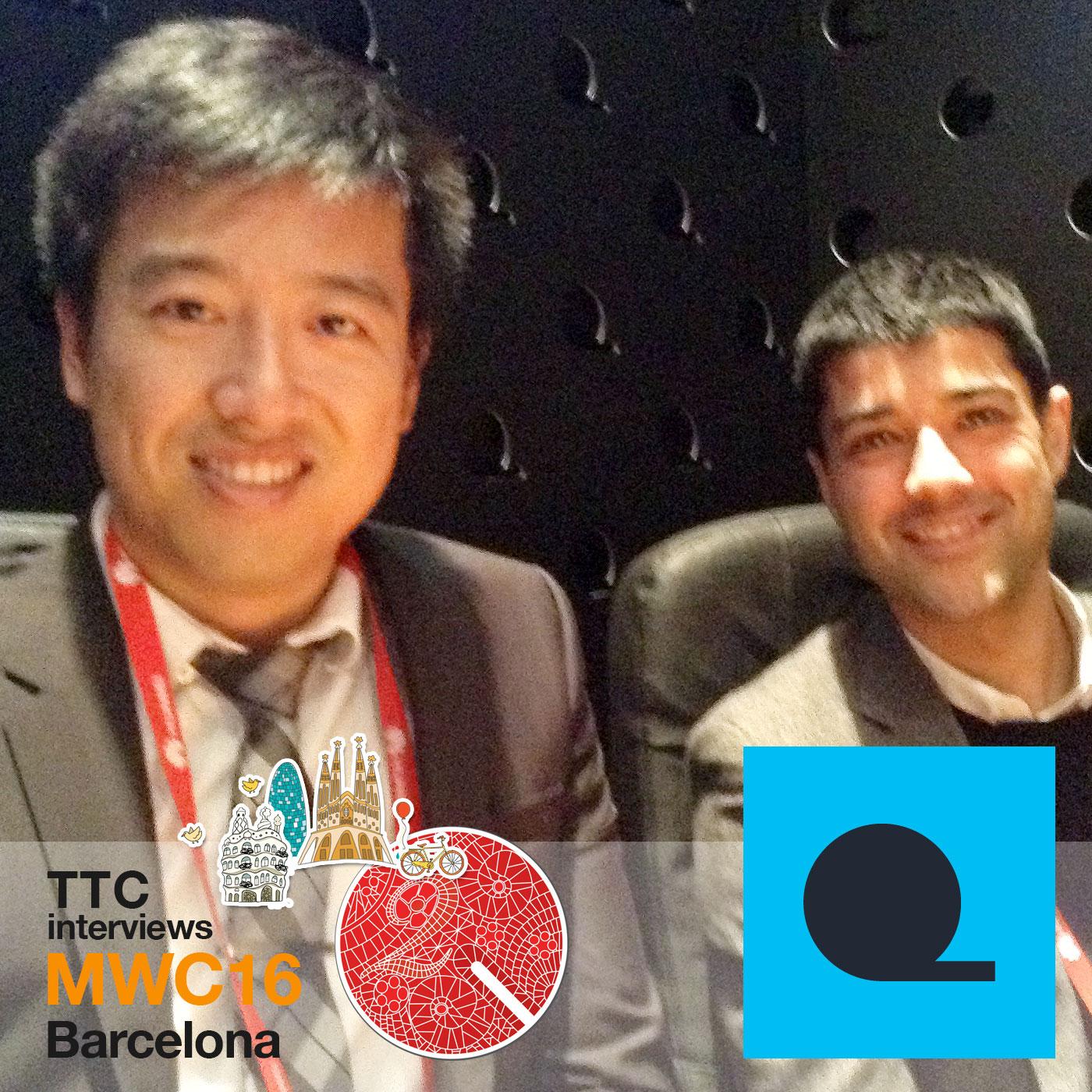 Sean Huang Amit Kotecha Quantcast MWC16